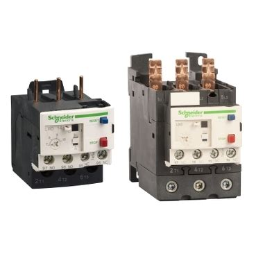 Electric Motor Relay by Thermal Relays Tesys Lrd Schneider Electric