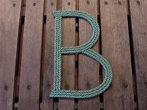 rope letters 12 inch nautical nursery decor spell your childs With rope letters for nursery