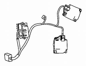 2006 Dodge Grand Caravan Wiring  Used For  A  C And Heater   Air Conditioning W  3 Zone Temp Cntrl
