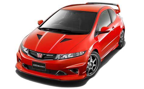 European Mugen Honda Civic Type-r Hatchback: First