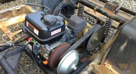 install harbor freight predator hp motor upgrade golf