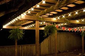 Outdoor led lighting for patios : Patio wall lights ideal ways to light up your home