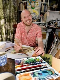 mark hearld illustrator    window