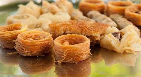 cuisine marocaine gateaux pâtisseries orientales