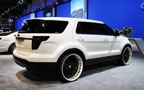 Modern Car 2015 by Ford Fabulous Exterior Design Of 2015 Ford Explorer Sport