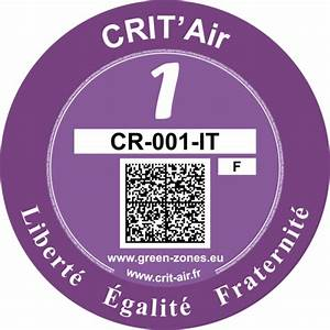 Crit Air Paris Zone : crit 39 air fonctionnement de la vignette de circulation blog vpauto l 39 actualit automobile ~ Medecine-chirurgie-esthetiques.com Avis de Voitures