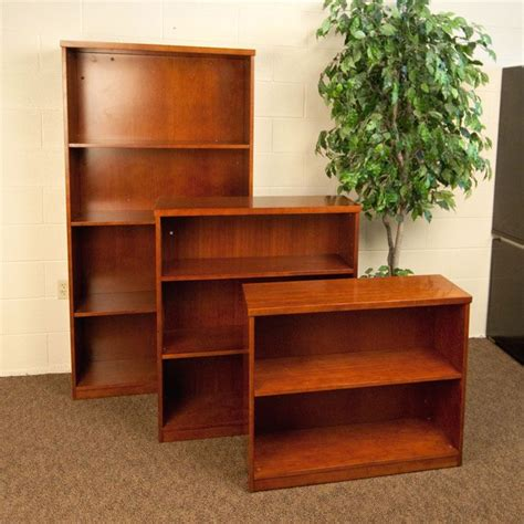 Clearance Bookcase by Bookcase Clearance Warm Cherry Espresso Walnut Veneer