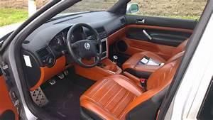 Interieur Golf 4 : bruin zwart lederen interieur van een ~ Melissatoandfro.com Idées de Décoration