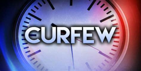 Curfew Times for Teens in Texarkana - Texarkana FYI