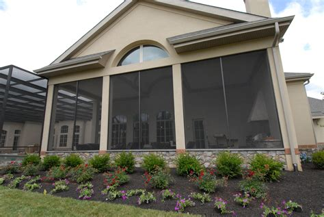 Screen Porches  Screen Systems