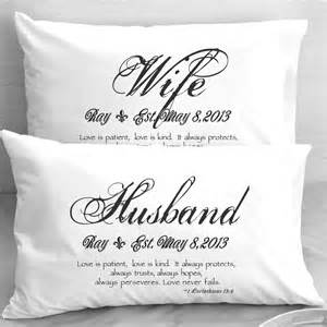 25th wedding anniversary gifts for him husband bible verse pillow cases 1 corinthians 13
