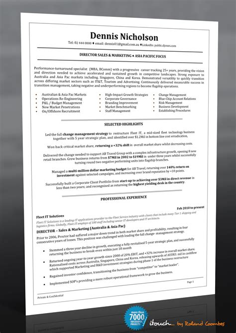 Itouch Resume Writing by How To Write A Resume 3 Resume Solutions