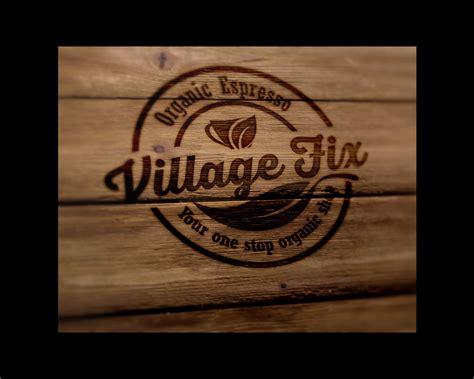 New shop located on the island of koh phangan, thailand. Elegant, Playful, Coffee Shop Logo Design for VILLAGE FIX ...