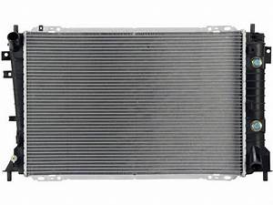 Radiator For Lincoln Mercury Ford Town Car Grand Marquis