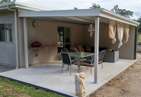 Using Metal Carport Kits For Outdoor Rooms