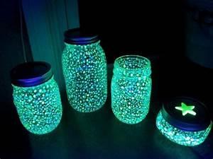 DIY Une Lanterne Fluorescente Pour La Chambre De Vos