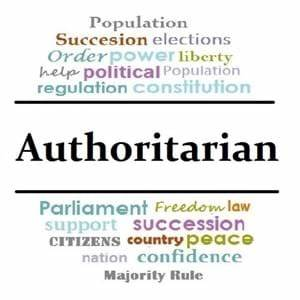 Authoritarian Countries