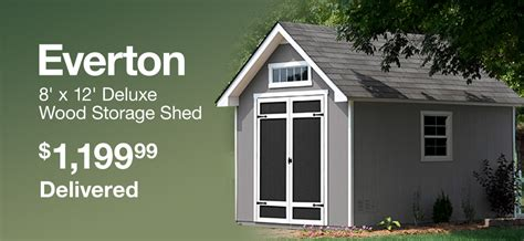 everton storage shed sheds barns costco