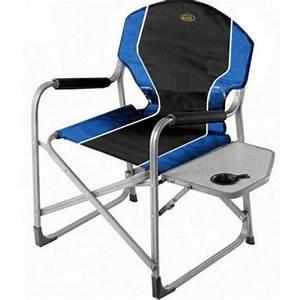 Siege De Plage Ultra Leger : chaise de camping fauteuil pliant avec tablette p che ou ~ Dailycaller-alerts.com Idées de Décoration
