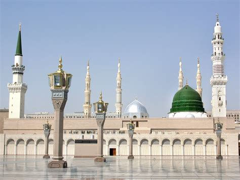 Wallpaper Prophet Mosque by Amdi Mosque Of The Prophet Muhammad Madinah Collections