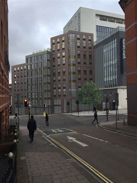 planning application submitted  exeter city centre site