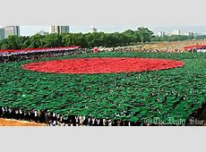 Guinness World Record confirms Robi's Human Flag as