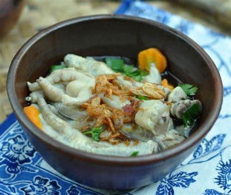 Tahukah anda akan mitos ceker ayam? Simak informasi tentang Resep Cara Membuat Sup Ceker Ayam agar anda bisa memasak Masakan Olahan ...