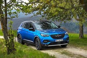 Opel Grandland X Rot : opel grandland x specs photos 2017 2018 2019 ~ Jslefanu.com Haus und Dekorationen