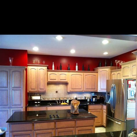 black kitchen cabinets images i like the bold color up top kitchen with black and 4695