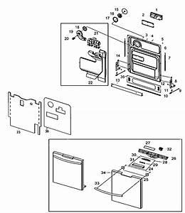 Samsung Dishwasher Parts