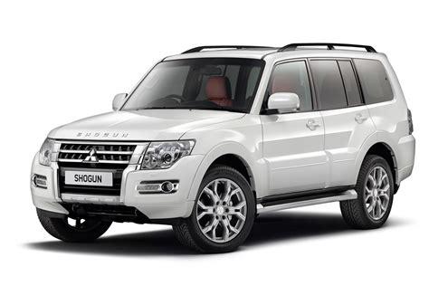 mitsubishi shogun top spec mitsubishi shogun sg5 revealed auto express