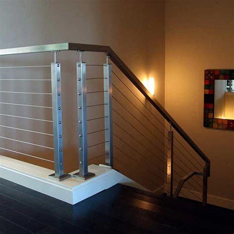 stainless steel stair railingstair handrailtension wire
