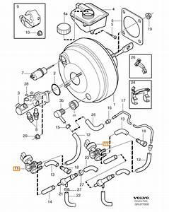 Volvo Xc90 2 5t Vacuum Pump Diagram
