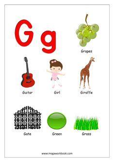 english worksheets  kindergarten images