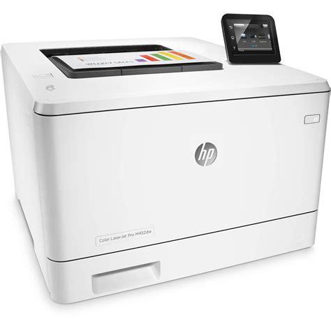 color laser hp color laserjet pro m452dw laser printer cf394a b h photo