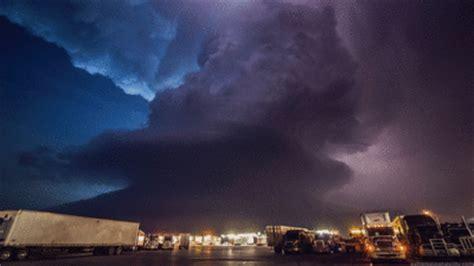 looping storm gif