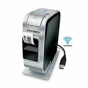 dymo labelmanager plug n play label machine wireless network With dymo network label printer