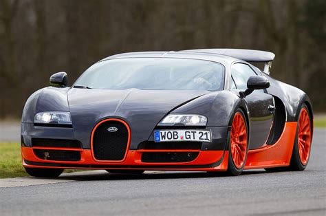 Bugatti Veyron Made by The Fastest Cars In The World Top 15 Autocar