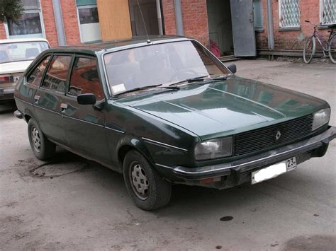 1980 Renault 21 Pictures 2100cc Diesel Ff Manual For Sale