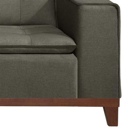 sofa verden sof 225 t 226 misa 2 lugares suede verde