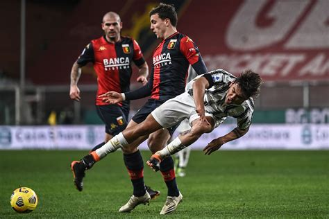 Watch Genoa v Juventus Live Stream   DAZN AT