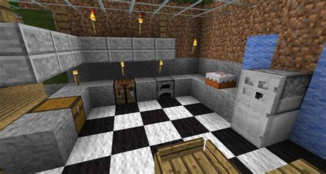 minecraft kitchen designs deductourcom