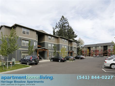 heritage meadow apartments eugene apartments  rent