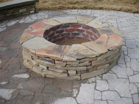 Create Your Own Backyard Firepit