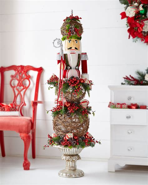 Luxury Christmas & Holiday Decorations At Horchow