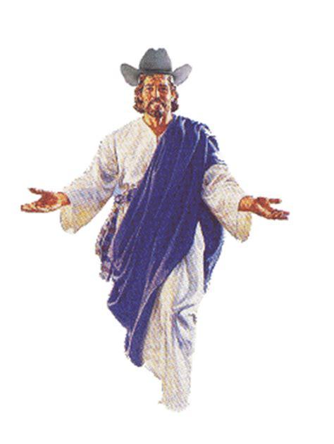 jesus   cowboy