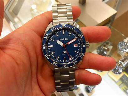 Fossil Automatic Dive Breaker 45mm Nice Watches