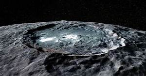 New NASA video lets you explore Ceres' craters up close
