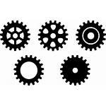 Gear Icon Cogs Wheel Gears Svg Symbol