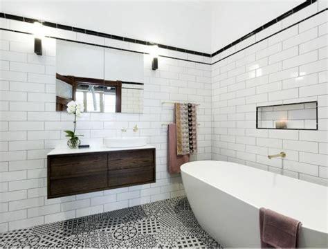 salle de bain et blanche en 24 id 233 es de d 233 co